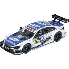 Carrera Digital racebaanauto BMW M4 DTM wit/blauw 1:32