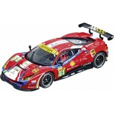 Carrera Digital racebaanauto Ferrari 488 GT3 rood 1:32