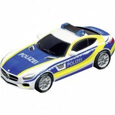 Carrera Digital 143 racebaanauto Mercedes AMG GT Coupé Polizei