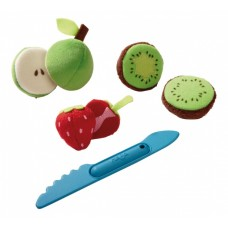 Haba Biofino kleurige fruitmix 4-delig 17 cm