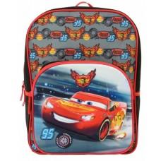 Disney rugzak Cars Pistoncup jongens 6 liter rood/zwart