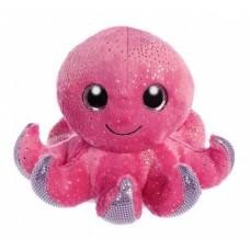 Aurora knuffel Sparkle Tales SeaStar octopus 18 cm