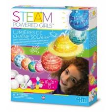 4M Steam Powered Girls zonnestelselsysteem (Frans)