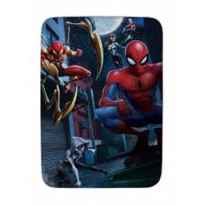 House of Kids vloerkleed Spider-Man 70 x 95 cm blauw