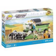 Cobi Action Town bouwset Combine Harvester 356-delig 1866