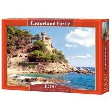 Castorland legpuzzel Lloret de Mar, Spain 1000 stukjes