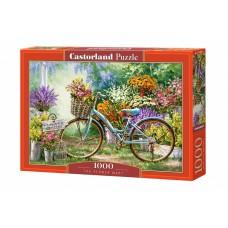 Castorland legpuzzel The Flower Mart 1000 stukjes