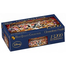 Clementoni legpuzzel Disney Orchestra 13200 stukjes