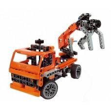 Clementoni Wetenschap en Spel - Mechanica vrachtwagen 200-delig