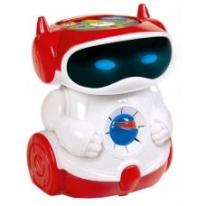 Clementoni educatieve robot DOC junior 12 x 9 cm rood/wit