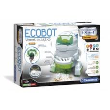 Clementoni Wetenschap en Spel - Ecorobot junior 10-delig