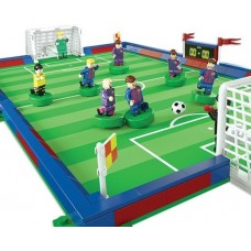 NanoStars FC Barcelona voetbalveld bouwset 258-delig