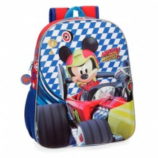 Disney rugzak Mickey Mouse 10 liter junior blauw