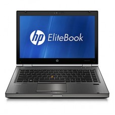 HP EliteBook 8470w - Core i5 8GB 500GB / 320GB 14 inch FirePro