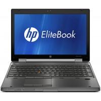HP EliteBook 8560w -  Core i7(quad) 16GB 256GB SSD 15.6 inch NVIDIA