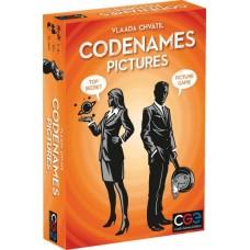 Czech Games Edition gezelschapsspel Codenames Pictures (en)