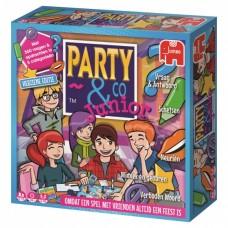 Jumbo Party & Co Junior gezelschapsspel