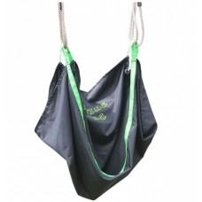 EXIT SwingBag 142 cm zwart/groen