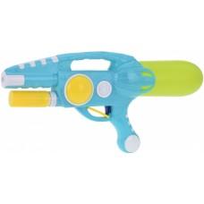 Free and Easy watergeweer met pompactie 39 cm blauw