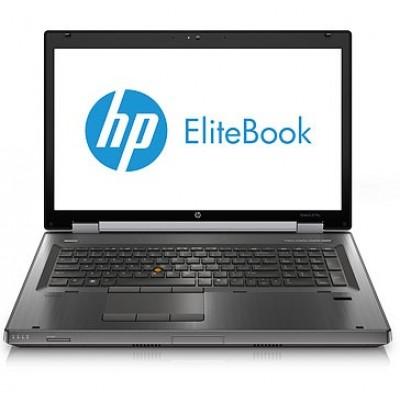 HP EliteBook 8770w - Core i7 (Quad)  16GB  160GB SSD 17,3 inch Full HD