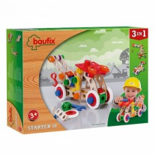 Baufix bouwpakket Starter 10 multicolor 75-delig