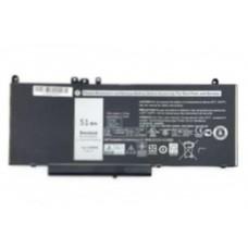 Notebookbatterij voor Dell Latitude E5450-serie G5M10 7.4V 51Wh [LBDL122C]