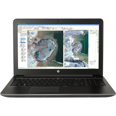 HP ZBook 15 G3 - Core i7 (Quad) 16GB 128GB SSD 15.6 inch NVIDIA