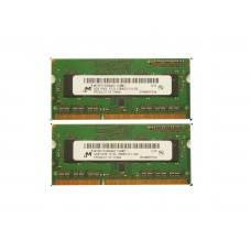 Micron 2GB 1RX8 PC3L-12800S-11-11-B2 (1600MHz)