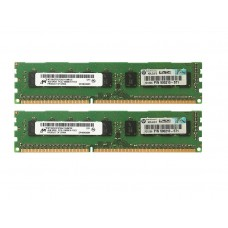 Micron 4GB 2RX8 PC3-10600E-9-11-E3 (DDR3 1333MHz)