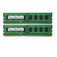 SAMSUNG 2GB 2Rx8 PC3-1600U-09-10-B0 (DDR3 1333MHz)