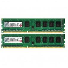 Transcend 2GB DDR3 1066 ECC DIMM CL7 (DDR3 1066MHz)