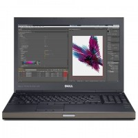 Dell Precision M4800 - Core i7 (Quad) 16GB 128GB SSD 15.6 inch NVIDIA