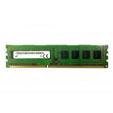 4GB Micron PC3-12800U DDR3 1600 MHz