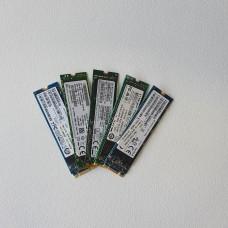 Partij 5x 256GB M.2 SSD