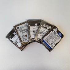Partij 5x 750GB HDD