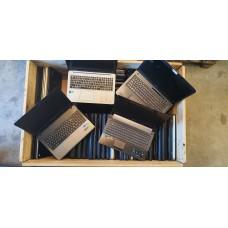 Partij 15 - Partij Laptops Core i3, i5, i7 Compleet en Werkend