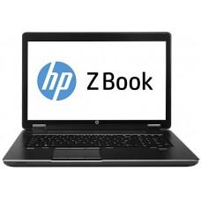 HP ZBook 17 - Core i7 (Quad) 16GB 256GB SSD 17,3 inch NVIDIA